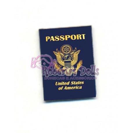 Passaporte para Barbie