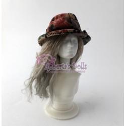 Chapéu em veludo